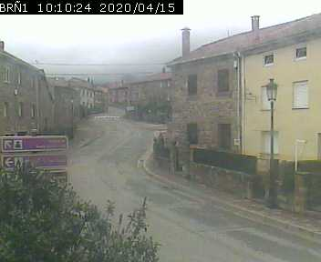 Webcam Brañosera